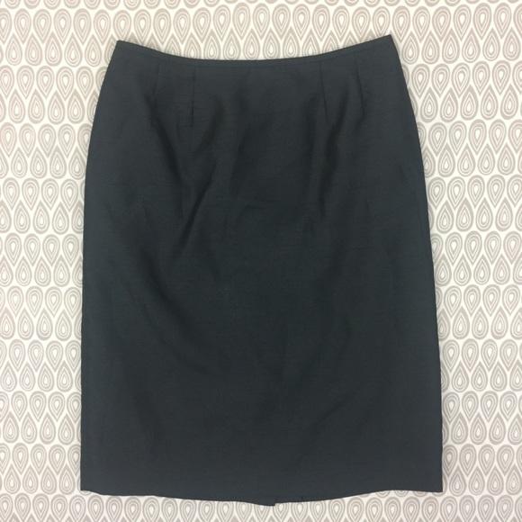 d1a1e1c711 Kasper Skirts | Womens Black Pencil Skirt Sz 6p Petite D97 | Poshmark